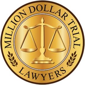 Million Dollar Trial Lawyers™ logo
