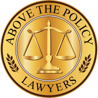 Above The Policy Award logo