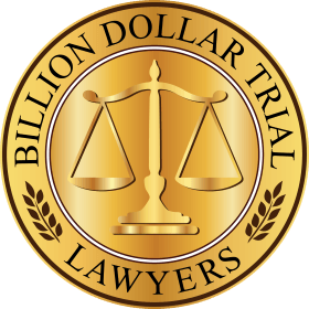 Billion Dollar Trial Lawyers™ logo