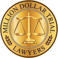 Million Dollar Trial Lawyers Award